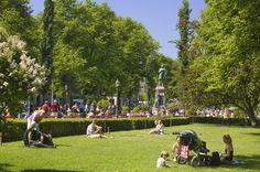 Parque Esplanadi (Helsinki)