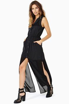 Los rumores Maxi Dress
