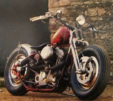Image result for harley bobbers motorcycles