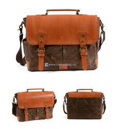 7449d5a777 Canvas Bag Best Seller. Canvas Messenger BagCanvas BackpackCow  LeatherLeather ...