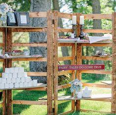 Montana Mountain Wedding with rustic wedding details #rustic #mwri #weddings