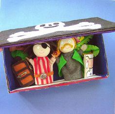 small world land: A Box of Pirates