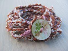Girly  Bracelet  Wrap-it-up Bracelet  2 in ONE  by CANDYlook4u