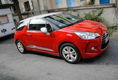red DS3