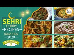 Sehri Curry Recipes Collection 3 By Food Fusion Ramadan Recipes, Fusion Food, Curry Recipes, Recipe Collection, Fries, Islam, Beef, Make It Yourself, Dishes