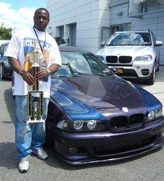 Winner: Best Modified BMW