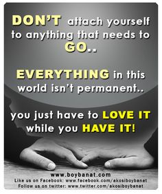 Quotes About Change and Letting Go | Letting Go Quotes and Sayings - Boy Banat