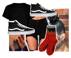 """""""Untitled #50"""" by ravenpen123 on Polyvore featuring Vans"""