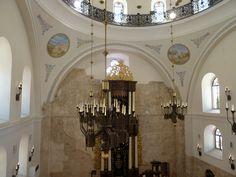 Hurva Synagogue.