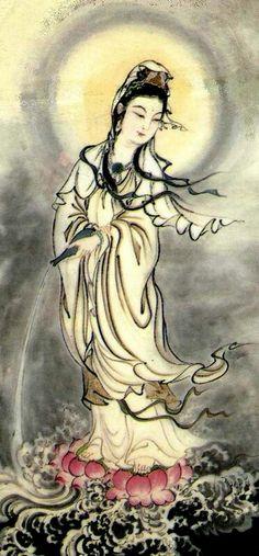 南無大悲觀世音菩薩  Goddess Kuan Se Yin