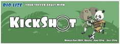 Celebrate #WorldCup 2014 with KickShot #Soccer #BoardGame available from www.kickshot.org, #Amazon or #Ebay.