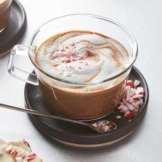 Make a Healthier Homemade Version of Starbucks' Peppermint Mocha Latte