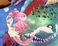 One Piece, Shirahoshi