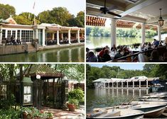 Loeb Boat House - Read more on One Fab Day: http://onefabday.com/best-ideas-for-a-new-york-honeymoon/