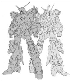 GUNDAM GUY: Softbank Creative: Mobile Suit Archive RX-0 Unicorn Gundam (Book) - Preview Images & Release Info