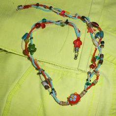 Beaded jewelry /// beading // 3rdRevolution