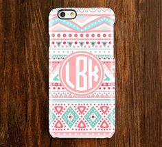Native Ethnic Monogram iPhone 6 Plus 6 5S 5 5C 4S 4 Case and Samsung Galaxy S5 S4 S3 Note 3 Note 2 Case #935