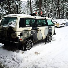 T3 syncro on Pinterest | Volkswagen, Foster Huntington and Campers