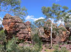Sandsteinformation im Caranbirini Conservation Reserve (Northern Territory)