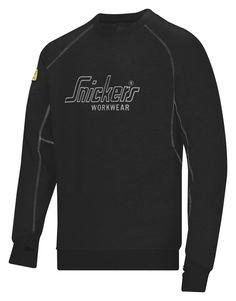 cool Snickers Logo Sweatshirt