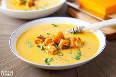 Zupa Krem – TOP 14 Przepisów na Smaczny i Zdrowy Posiłek Cheeseburger Chowder, Thai Red Curry, Ethnic Recipes, Food, Top 14, Diet, Essen, Meals, Yemek