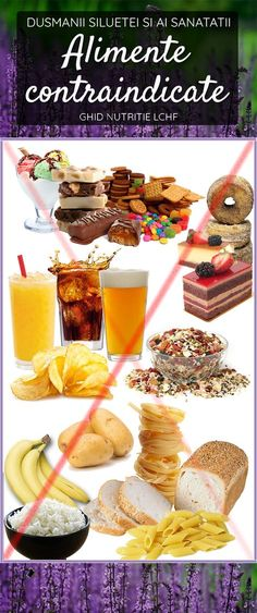 #LCHF #sanatate #nutritie #silueta #slabire #low-carb