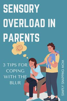 Feeling like an overwhelmed mom? It's common and it could be the sign of something a little more serious. Sensory overload is not just in kids. Learn what it is and how to manage it. Parenting advice included. Overwhelmed Mom, Sensory Overload, Parenting Articles, Mom Advice, Mom Humor, Family Guy, Feelings, Learning, Kids