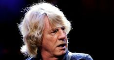 Rick's funeral will take place on Thursday this week at Woking crematorium in Surrey Hilary Devey, Sunday People, Rick Parfitt, Shoulder Injuries, Play The Video, Second Wife, Greatest Rock Bands, Status Quo, Ex Wives