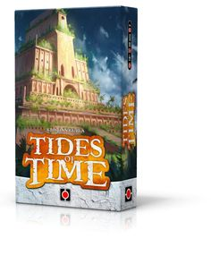 Tides of Time cardgame. Art: Artur Sadlos. Design: Rafał Szyma