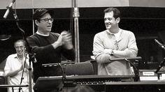 Jj Abrams and Michael Giacchino