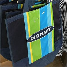 Customer in height, this Old Navy Non-BOPIS Shopping Bag T-Stand almost elevates the shopping bag amenity to eye-level … almost. Hooks, Shopping Bag, Diaper Bag, Old Navy, Retail, Shape, Bags, Outfits, Fashion
