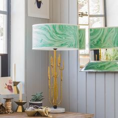 Hall Cactus Lamp - View All Lighting - Lighting - Lighting & Mirrors Cactus Lamp, Cactus Light, Green Cactus, Botanical Bedroom, Light Em Up, Traditional Lamps, Style Lounge, Spring Home, Mirror With Lights