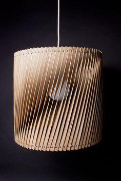 Upcycle Lamp / Benjamin Spoth Design