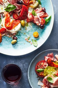 Grilling & BBQ Side Dishes is a group of recipes collected by the editors of NYT Cooking Antipasto Recipes, Appetizer Recipes, Salad Recipes, Antipasto Platter, Appetizers, Dishes Recipes, Side Dishes For Bbq, Main Dishes, Caprese Salad