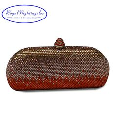 8ca17256b2 Luxury Red Crystal Clutches and Evening Bags for Prom Bridal Evening Party  Review Coin Purse,