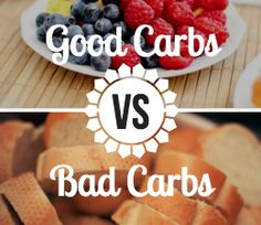 Learn about good carbs vs bad carbs Be healthy, avoid obesity & diabetes and Lose weight. Healthy carbs guide for beginners for weight loss. Carbohydrate ...