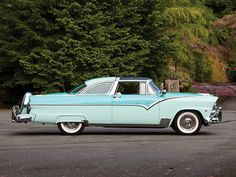1955 Ford Fairlane Crown Victoria