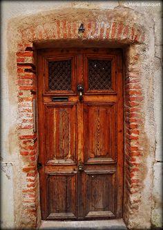 Essaouira, Deux Portes Anciennes | Portes Anciennes | Pinterest | Portes  Anciennes, Portes Et Ancien