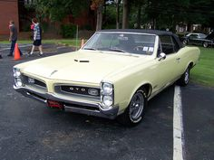 ◆1966 Pontiac GTO◆..Re-pin...Brought to you by #CarInsurance at #HouseofInsurance in Eugene, Oregon