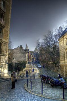Montmartre, Paris, France - Rayons du Soleil / Sacre Coeur | by Stewart Leiwakabessy