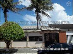 REF. CA 111 - Excelente Casa Térrea - Próx. à praia Peruíbe - Compra e Venda de Casa & Apartamento Peruíbe