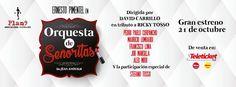 LIMA VAGA: 'Orquesta de Señoritas' en tributo a Ricky Tosso