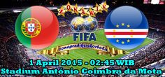 Prediksi Portugal vs Cape Verde 1 April 2015