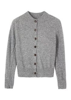LAMBSWOOL CARDIGAN by TOAST