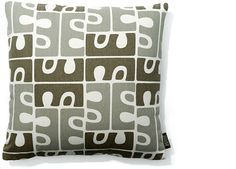 See the Es! Simian E Pillow | House Industries