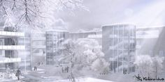 Winter by Kokoro-Architecture