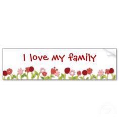 Amo a mi familia