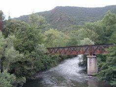 Gorges de La Pierre-Lys.