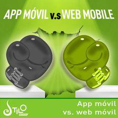 Ya sabemos que en la actualidad nadie se imagina la vida sin el móvil en la mano con todas sus aplicaciones y webs, pero ¿Sabéis cual es la diferencia entre una #AppMóvil y una #WebMóvil ? Hoy #semueve Rocio y nos explica sus diferencias.