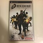 Metal Gear Solid: Portable Ops (Sony PSP 2006)